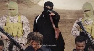 Pejuang Negara Islam Kalifat membunuh para Kristen Etiophia di Libya 19 April 2015