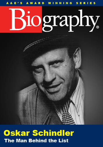 a biography of oskar schindler