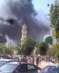 Serangan bom Boko Haram di Mesjid Yantaya di bulan Ramadan