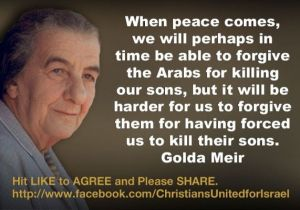 PM Israel Golda Meir